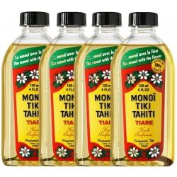 4 Monoi Tiki Tiaré
