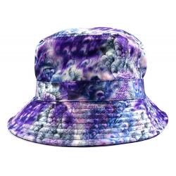 BOB HAWAIEN Plumes de paon violet