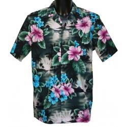 Chemise Hawaienne ALOHA