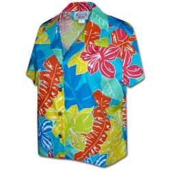 Chemise Hawaienne EIGHTIES