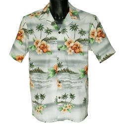 Chemise Hawaienne HAWAIIAN WAVES