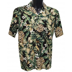Chemise hawaienne LUXURIOUS FOREST