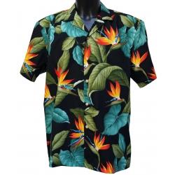 Chemise hawaienne OAHU