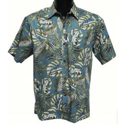 Chemise Hawaienne REVERSE LEEF POD
