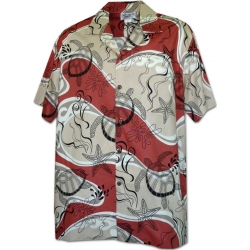 Chemise Hawaienne SEA STAR
