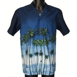 Chemise Hawaienne TREE ALOHA