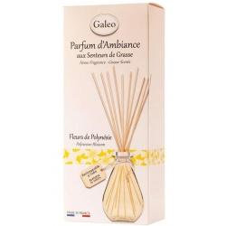 Diffuseur rotin parfum Fleurs de Polynésie