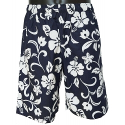 Short long L'Hawaien Bleu