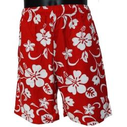 Short long L'Hawaien Rouge