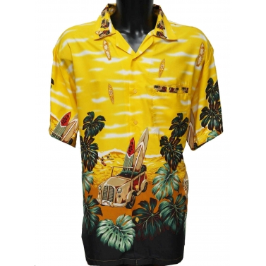 chemise tahitienne pas chere