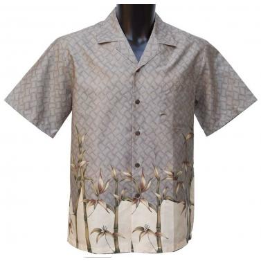 chemise a fleur