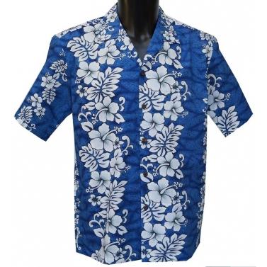 chemisette fleurs