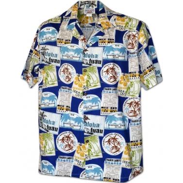 Chemise Hawaienne HAWAIIAN FUN