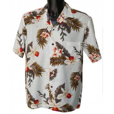 Chemise hawaienne signée Two Palms