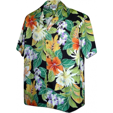 chemise des iles