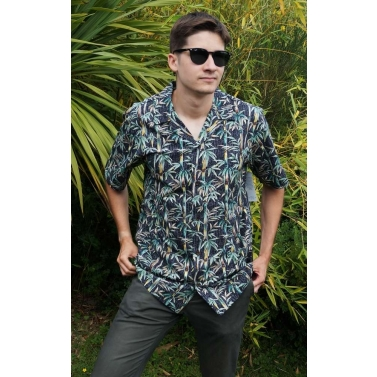 chemise hawaienne made in Hawaï
