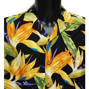 chemise Hawaienne Paradise Found