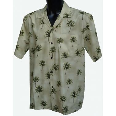 chemise palmier