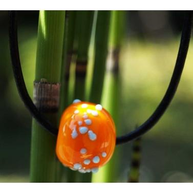 perle en verre filé collection Sphaera