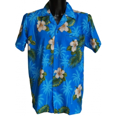 chemise a fleurs