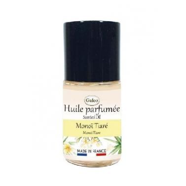 huiles parfumée monoi tiaré