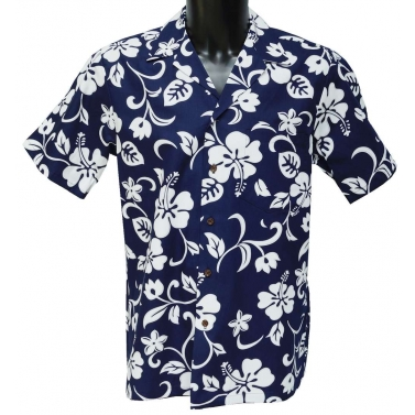 athentique chemise made in Hawai