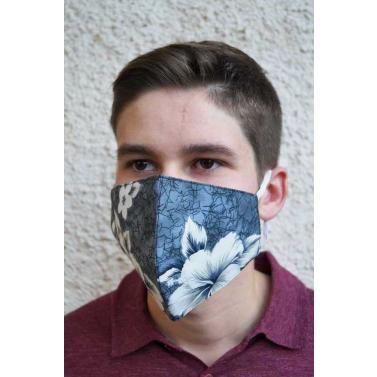 masque coton réutilisable