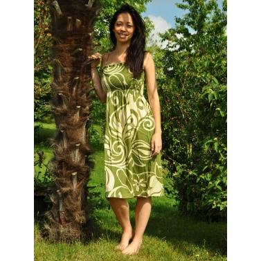 Robe hawaienne