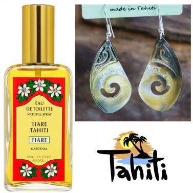 Pack sous le soleil de Tahiti