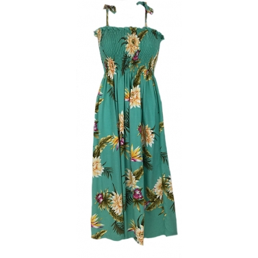 Robe hawaienne authentique