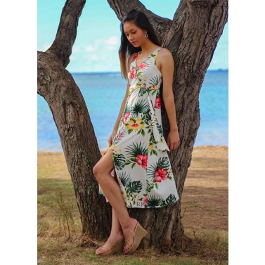 robe à fleurs made in Hawai