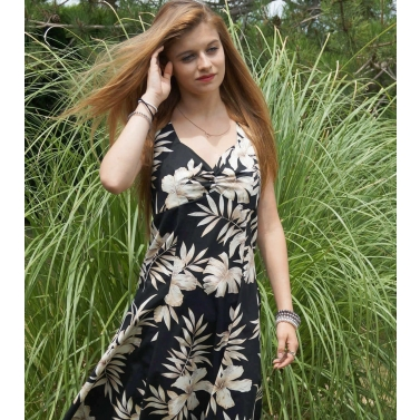 Robe hawaienne