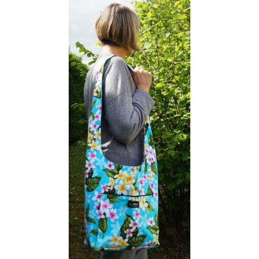 Sac en toile de coton Canvas made in Hawai