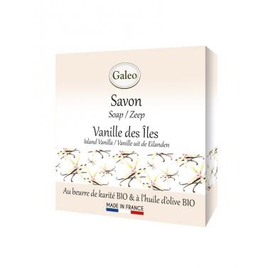 Savon galeo à la vanille