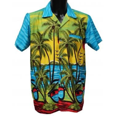chemise tahiti