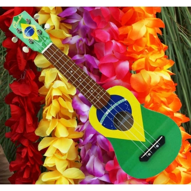 Ukulele Hawaien