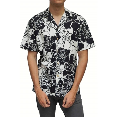 Chemise hawaienne authentique