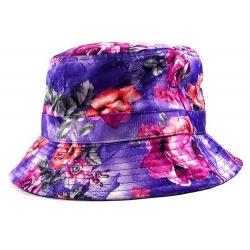 BOB HAWAIEN Roses on purple