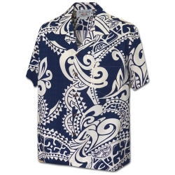 Chemise Hawaïenne HAWAIIAN TANGLE