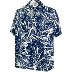 Chemise Hawaïenne LAU