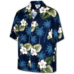 Chemise Hawaienne BIG ISLAND