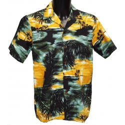 Chemise hawaienne JUNGLE CRUISE