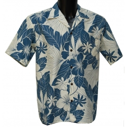 Chemise Hawaienne LANAI BLUE