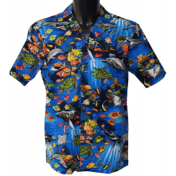 Chemise Hawaienne PACIFIC
