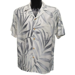 Chemise hawaienne PALM FRONDS