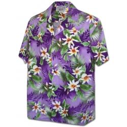 Chemise Hawaienne PAUWALU