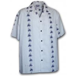 Chemise Hawaienne SIDE COCONUTS