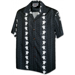Chemise Hawaienne SIDE TURTLES