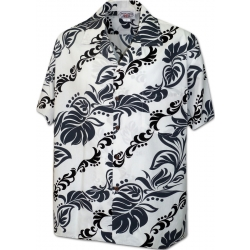 Chemise Hawaienne TI LEAVES