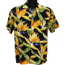 Chemise hawaienne WATERCOLOR